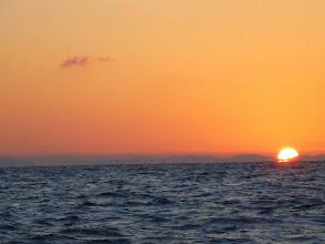 Photo: 太陽もお目覚め!
