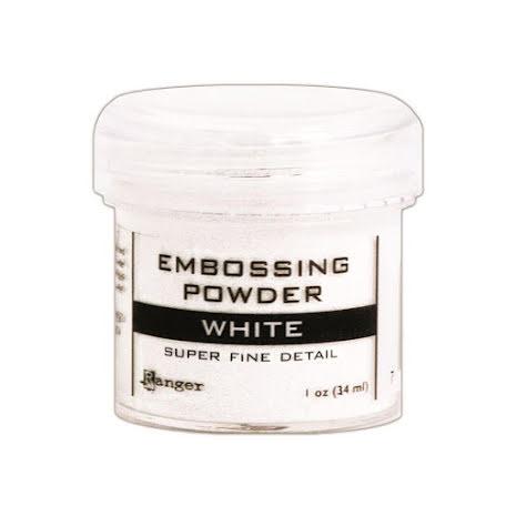 Ranger Super Fine Embossing Powder 17gr - White