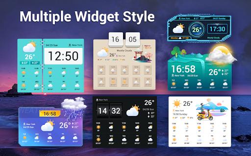 Weather Forecast 1.5.1 screenshots 3