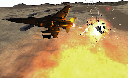 Modern Aircraft Strike APK screenshot thumbnail 3