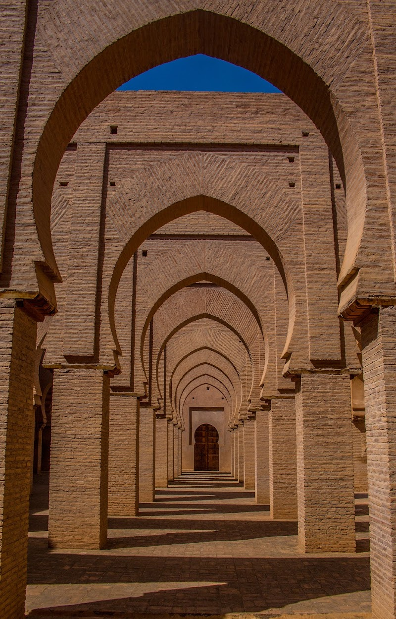 Nella moschea di mario chiaiese foto