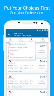 CheapOair Flights, Hotel & Car- screenshot thumbnail