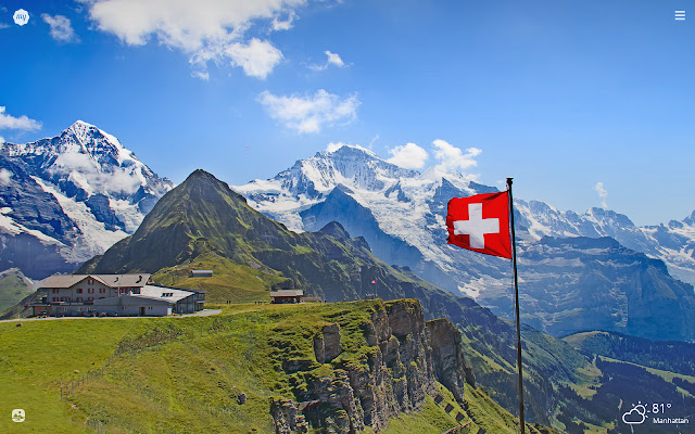 Switzerland HD Wallpapers New Tab Theme