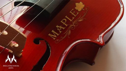 Maple Violin 3.0.1 screenshots 6