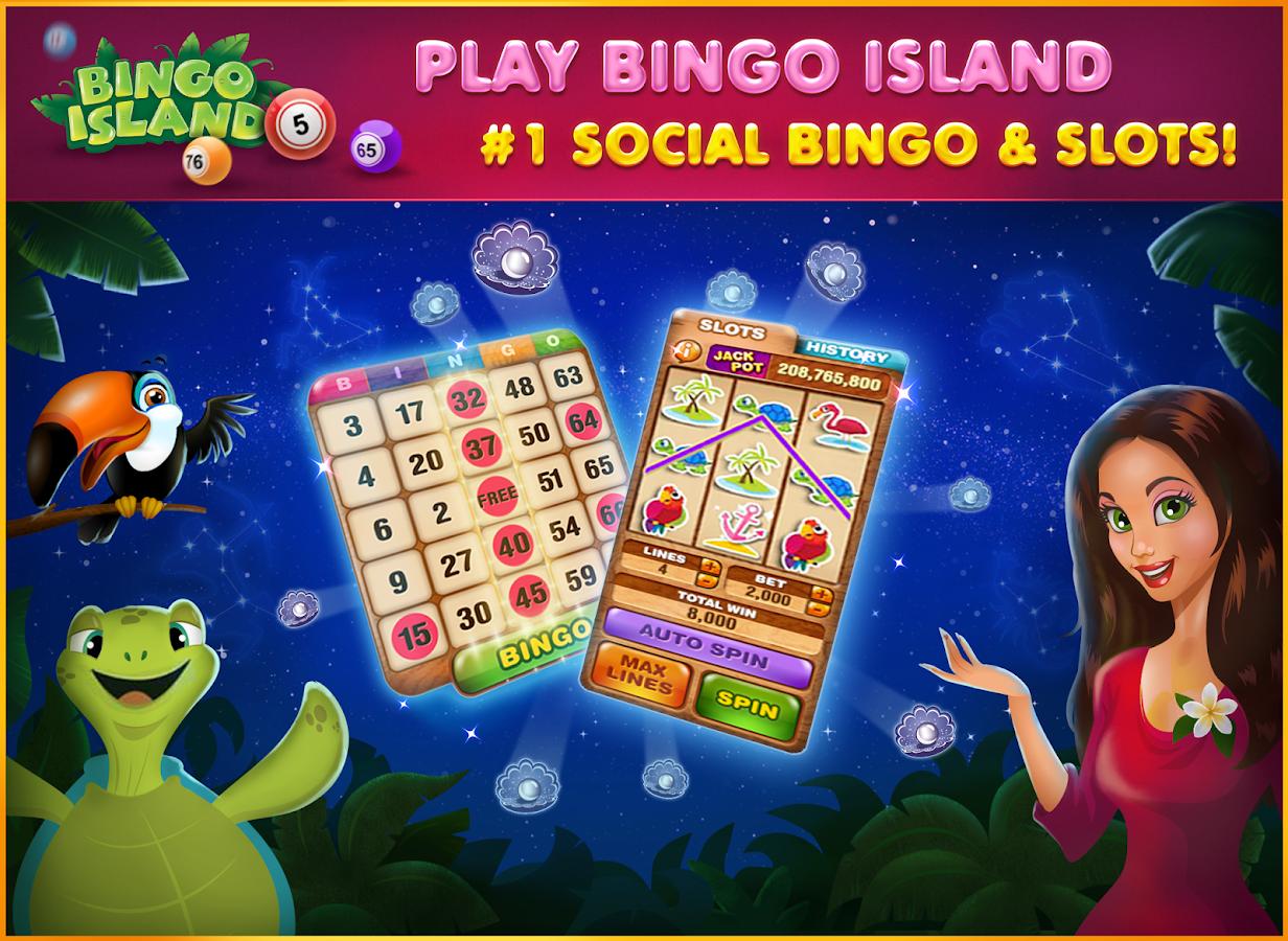 bingo island