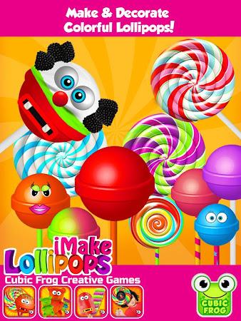 iMake Lollipops - Candy Maker 6.7 screenshot 240440