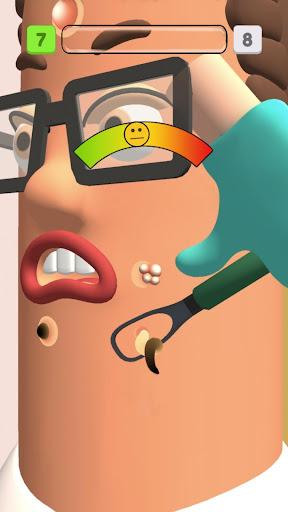 Dr. Pimple Pop screenshot 1