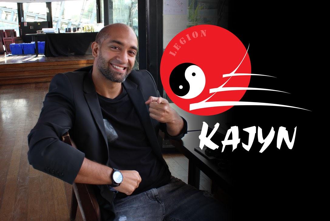 Fethé professeur de Salsa au Kajyn Paris
