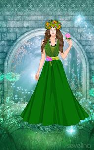 Element Princess dress up game 3