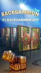 Backgammon Live - Play Online Free Backgammon APK screenshot thumbnail 1