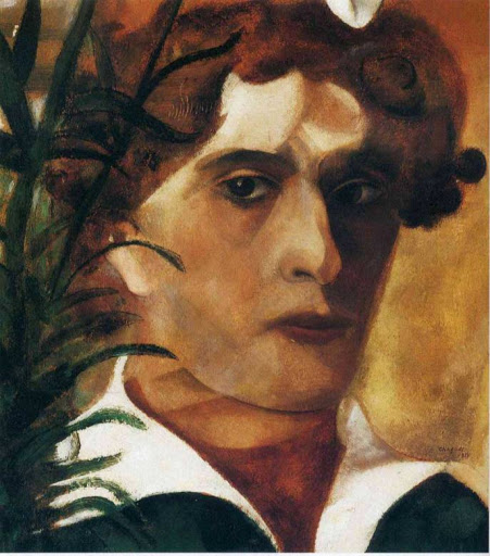chagall portrait
