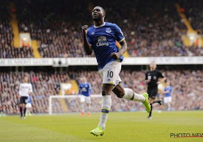 Lukaku marque contre Tottenham et devient le meilleur buteur de l'histoire d'Everton en Premier League