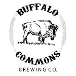 Logo of Buffalo Commons Burning Hills (Rauchbier)
