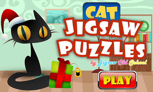 Cat Jigsaw Puzzles for Kids