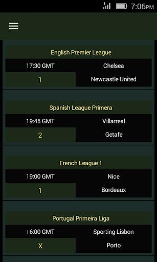 SURE Bets - Predictions Foot 100% 1.1 Screenshots 4