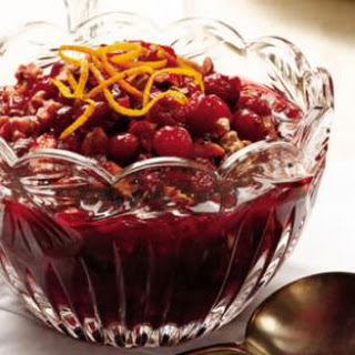 Cranberry, Cherry & Walnut Marmalade