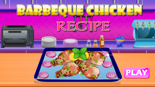 Barbeque Chicken Recipe - Cooking Games screenshots 1