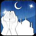 Ramadhan Karim Dua's with Text icon