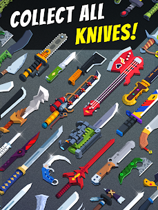 Flippy Knife MOD APK 1.9.3.7 [Unlimited Money] 8