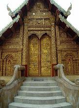 Photo: Intricate Door