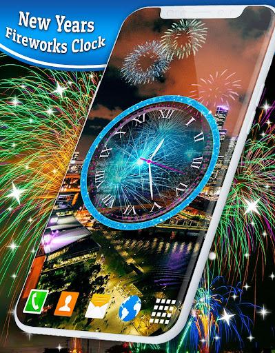 Fireworks 2019 New Years Clock 4.8.4 screenshots 6
