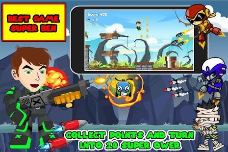 Kid Ben Super Green Hero Battle - náhled