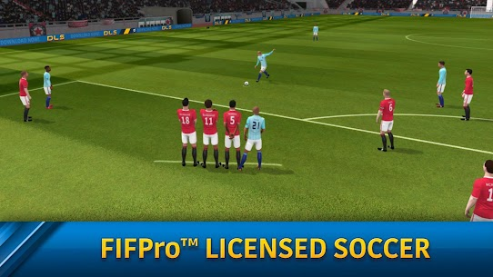 Dream League Soccer 2019 Mod 6.12 Apk [Unlimited Money] 1