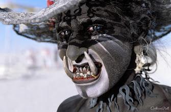 Photo: Burning Man   Black Rock Desert, NV