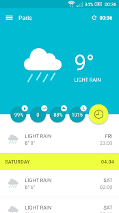 Wemple Weather- screenshot thumbnail