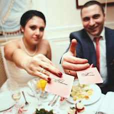 Wedding photographer Anton Kuzmin (AntonKuz). Photo of 21.02.2014