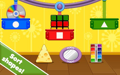 Kids Learn Shapes 2- screenshot thumbnail