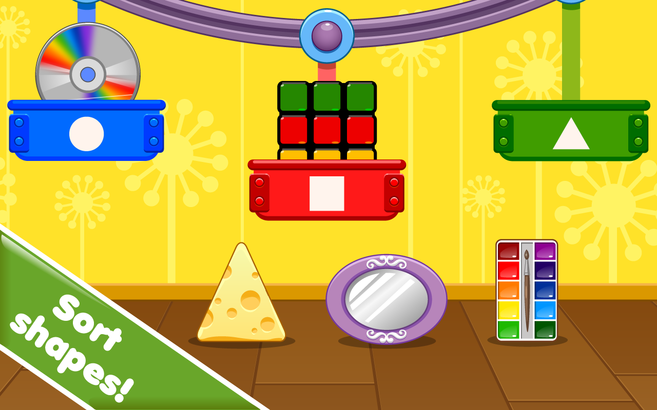 Kids Learn Shapes 2- screenshot