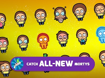 Pocket Mortys v1.6.1 Mod Money