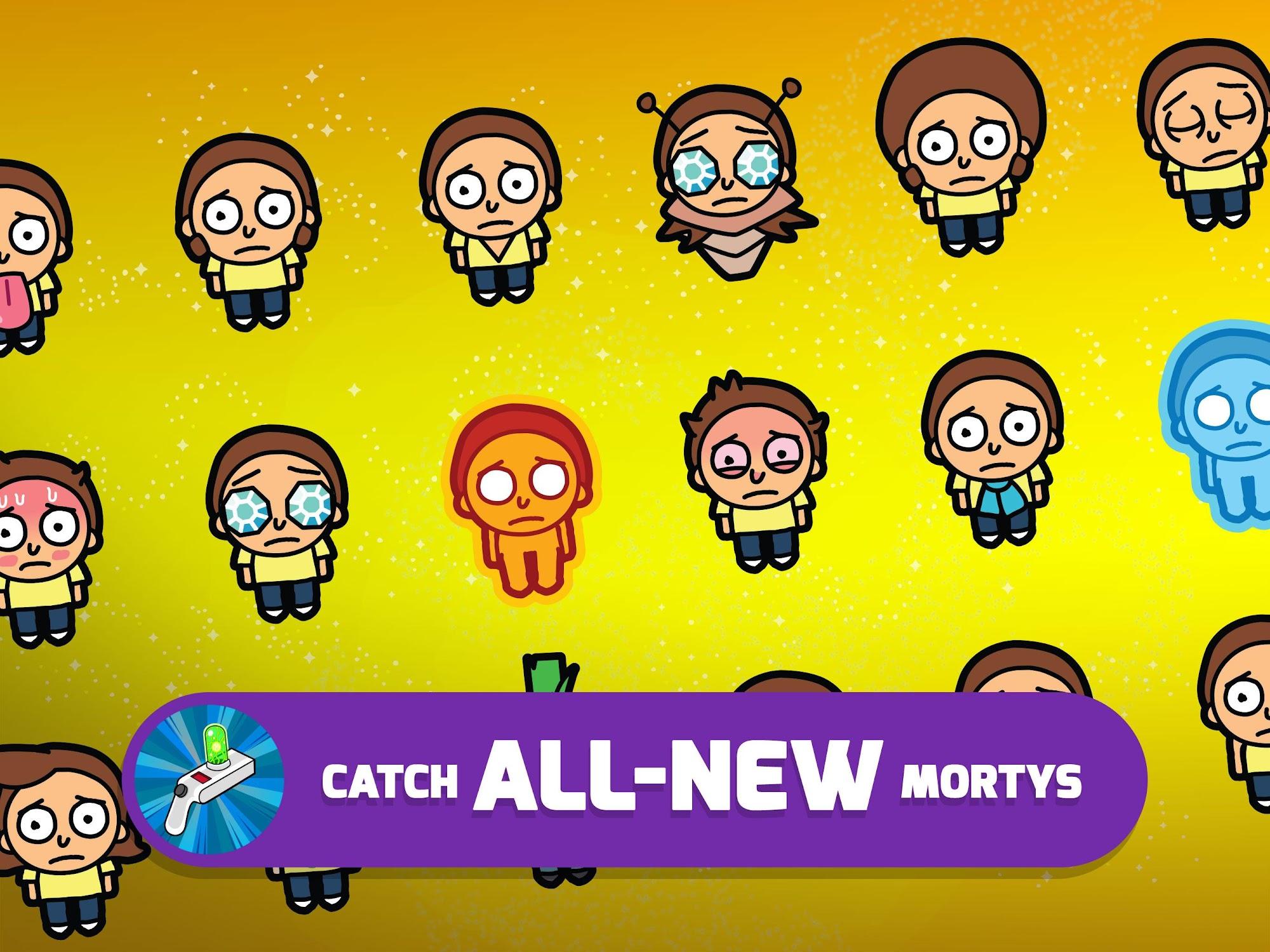 Pocket Mortys screenshot #8