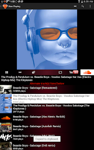 Radiodile- SoundCloud® Powered - screenshot thumbnail