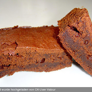 Marzipan - Brownies Recipe