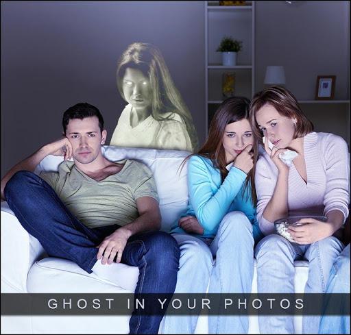 鬼在你的照片 - 惡作劇