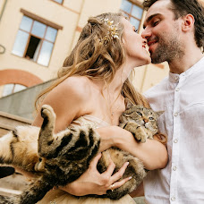 Wedding photographer Anastasiya Kolesnik (Kolesnykfoto). Photo of 05.06.2018