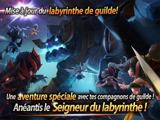 Summoners War: Sky Arena  captures d'u00e9cran 1