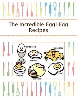 The Incredible Egg! Egg Recipes