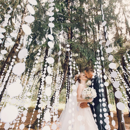 Wedding photographer Marina Kovsh (Shvok). Photo of 30.10.2017
