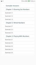 Class 6 Maths NCERT Solutions screenshot thumbnail