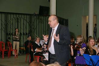 Photo: Концерт - это диалог исполнителей со слушателями, а роль ведущего - не слишком мешать этому диалогу.
