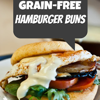 Grain-free Hamburger Bun