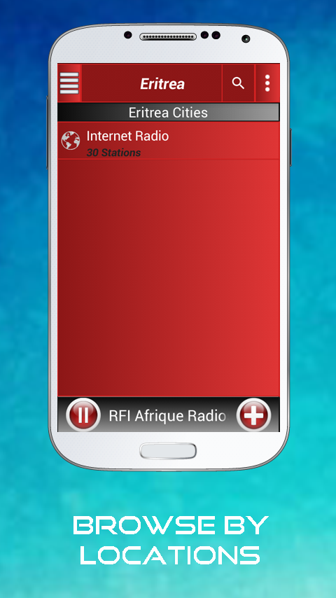 A2Z Eritrea FM Radio- screenshot