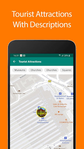 Download Frankfurt Offline Map and Travel Guide 1.35 1