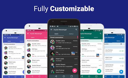Aquila Messenger 1.0.6 screenshots 1