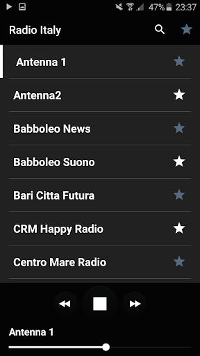 收音机意大利