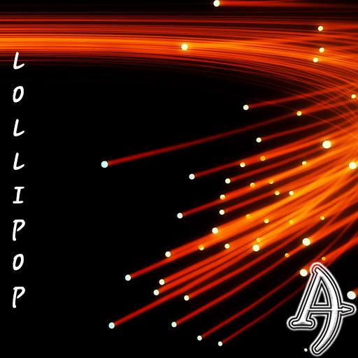 Lollipop Meteors Theme