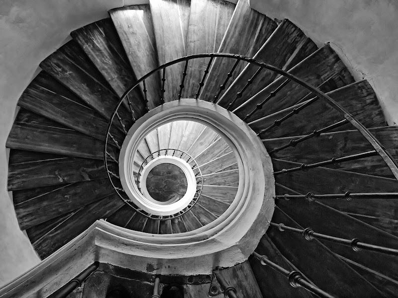 La scala  di Patrix